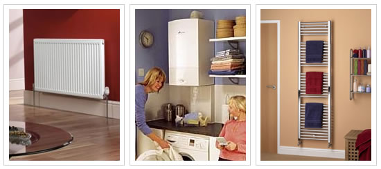 central heating boiler choice
