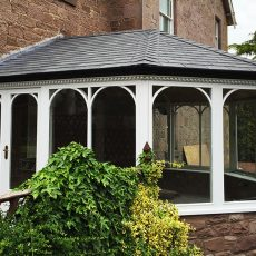 Is a UPVC Conservatory Cheaper Than a Home Extension?
